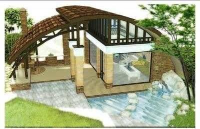 Идеи для строительства бани 74