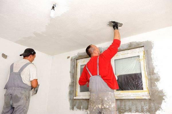 Раскрашиваем потолок своими руками 15