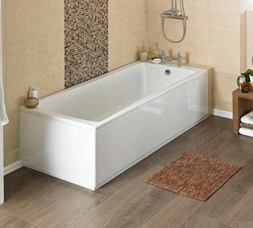 Стальной ванне быстро остывает а чтобы предотвратить шум при попадании воды
